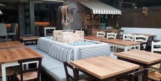 Lupo Trattoria - Εστιατόριο