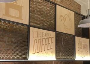 Ανακαίνιση καφετέριας Coffee Bean
