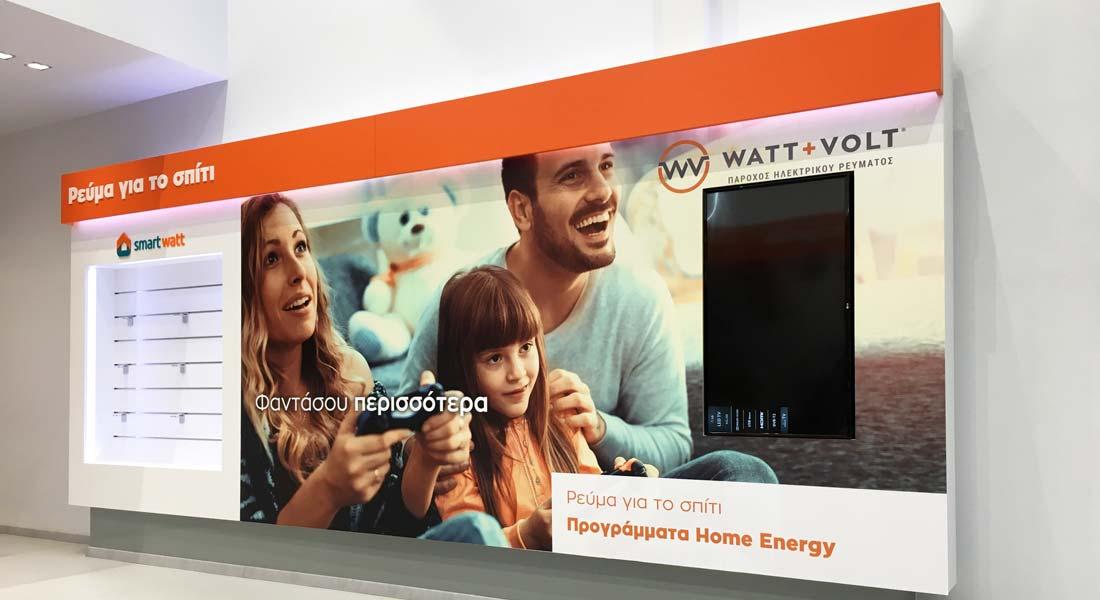 Watt-Volt κατάστημα Χαλκίδας