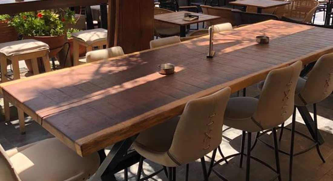Ανακαίνιση στο ΗΡΑΙΟΝ alterno cafe